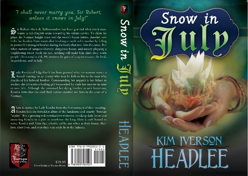 Snow in July cover