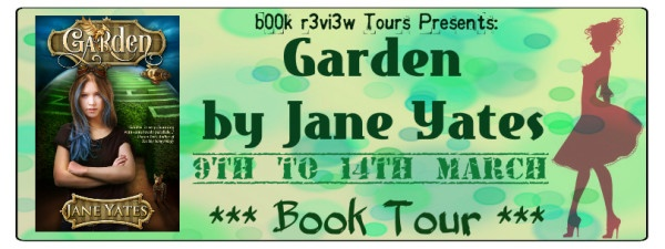 Garden by Jane Yates