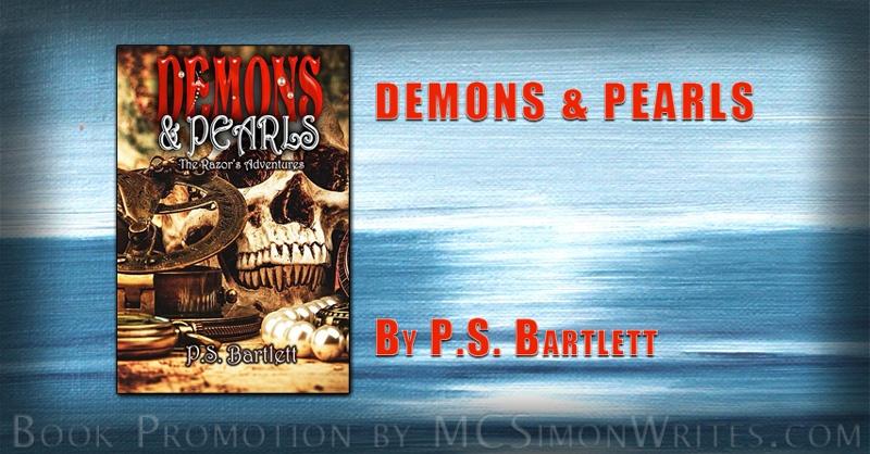 Demons & Pearls (The Razor's Adventures Book 1)