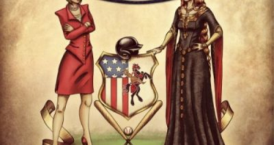 King Arthur's Sister in Washington's Court cover