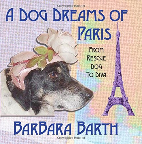 A Dog Drams of Paris cover