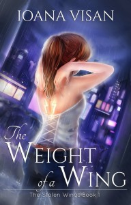 The Weight of a Wing cover