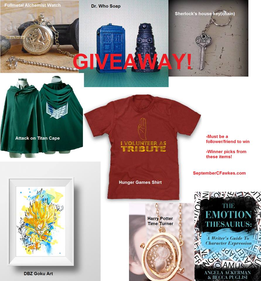 giveaway september