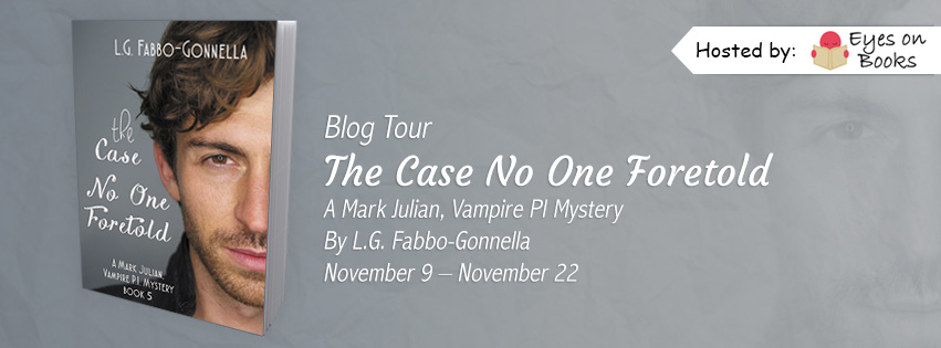 The Case No One Foretold banner