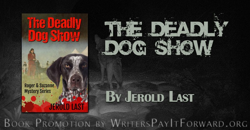 Deadly Dog Show banner