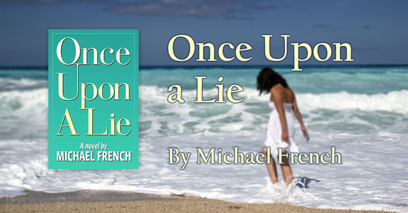 once upon a lie banner