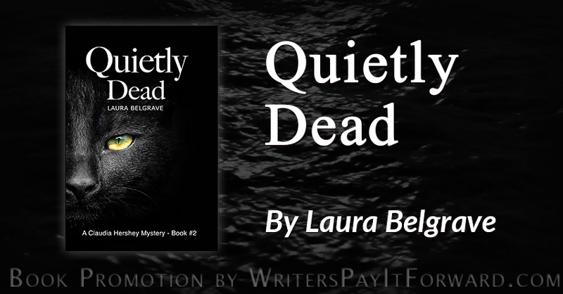 quietly dead banner