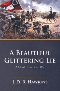 A Beautiful Glittering Lie cover