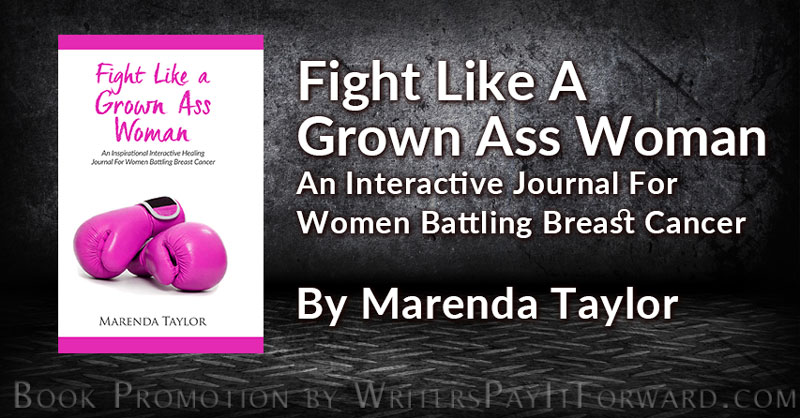 fight like a grown ass woman banner