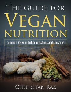 The Guide for Vegan Nutrition cover