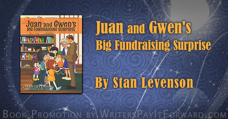 Juan and Gwen's Big Fundraising Surprise banner