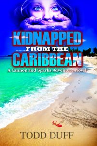Kidnapped from the Caribbean cover