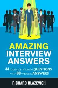 Amazing Interview Answers cover