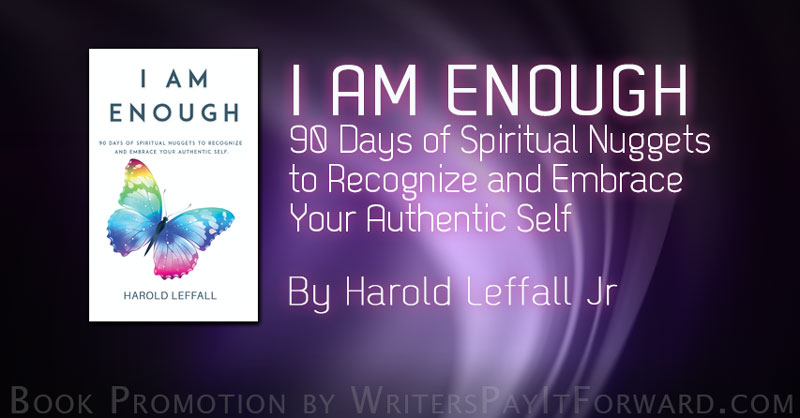 I Am Enough banner