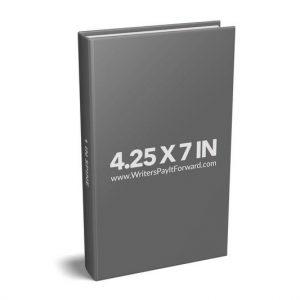 Book Mockup - Hardcover 4.25x7x1-HCS1-23
