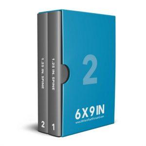Book Mockup - Boxset 6x9x1.25-BSAJ1-2