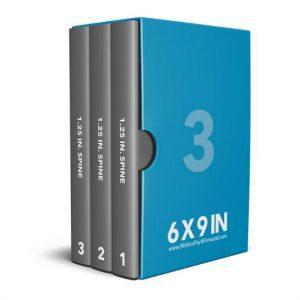 Book Mockup - Boxset 6x9x1.25-BSAJ1-3