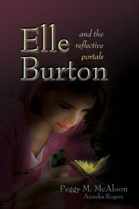 Elle Burton and the Reflective Portals cover