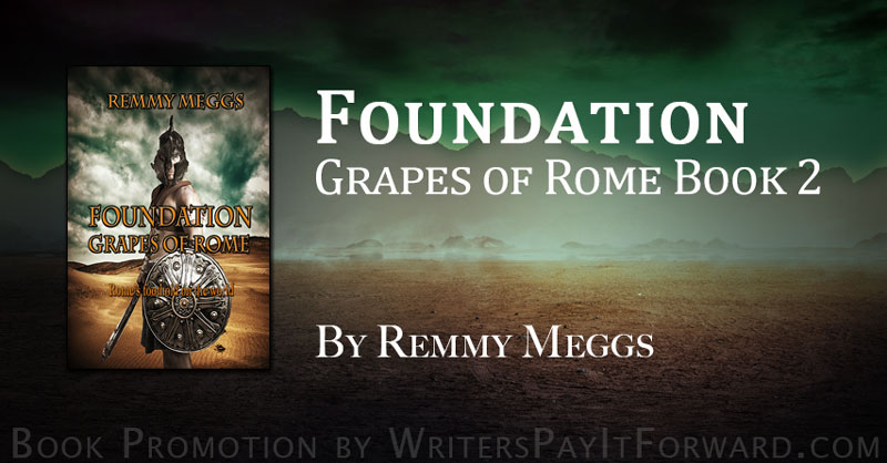 Foundation: Grapes of Rome Book 2