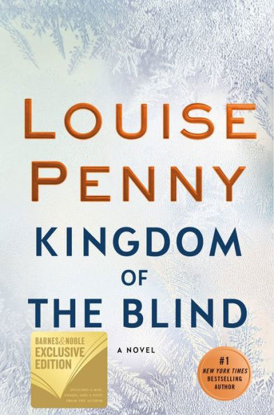 Kingdom of the Blind (B&N Exclusive Edition) (Chief Inspector Gamache Series #14)