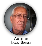 Author Jack Baiesi
