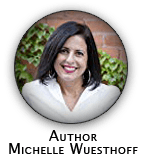 Author Michelle Wuesthoff