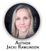 Author Jacki Rawlinson