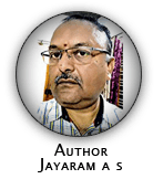 Author Jayaram as