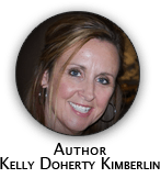 Author Kelly Doherty Kimberlin