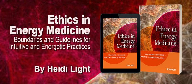 Ethics in Energy Medicine