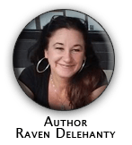 Author Raven Delehanty