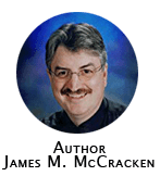 Author James M. McCracken