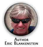 Author Eric Blankenstein