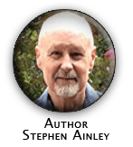 Author Stephen Ainley