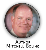 Author Mitchell Boling