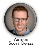 Author Scott Bayles: The Holy Heroes Devotional
