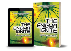 The Enigma Ignite (The Enigma Series Book 3) - New Technology