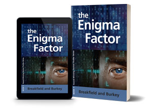 The Enigma Factor (The Enigma Series Book 1) - Identity Theft