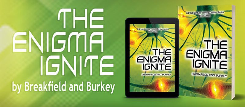 The Enigma Ignite (The Enigma Series Book 3)