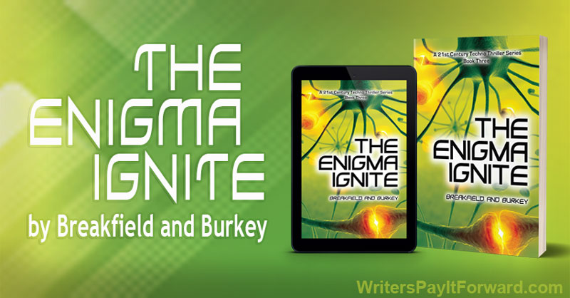 The Enigma Ignite (The Enigma Series Book 3) - Military Prowess