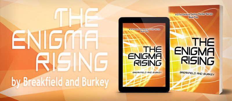 The Enigma Rising (The Enigma Series Book 2)