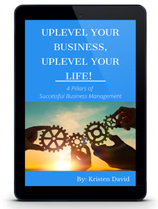 Uplevel Your Business, Uplevel Your Life! - Successful Business Management