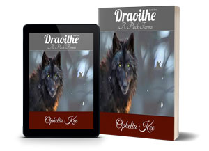 Draoithe: A Pack Forms - Canine Wolf Steamy Paranormal Romance Series