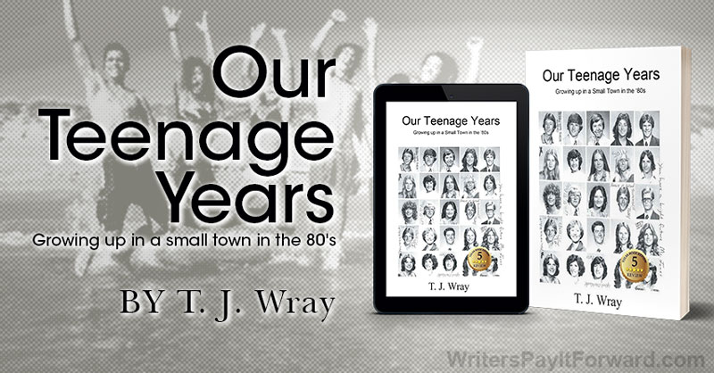 Our Teenage Years: Growing up in a small town in the 80's - Inspiring Story