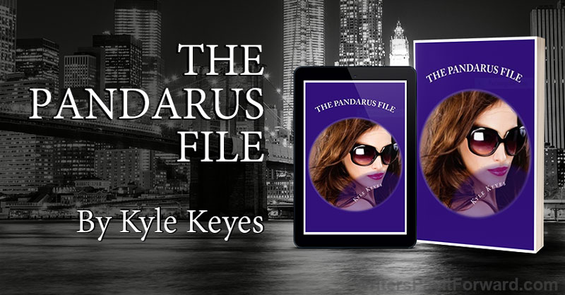 The Pandarus File - New York City Gold Digger Suspense Mystery