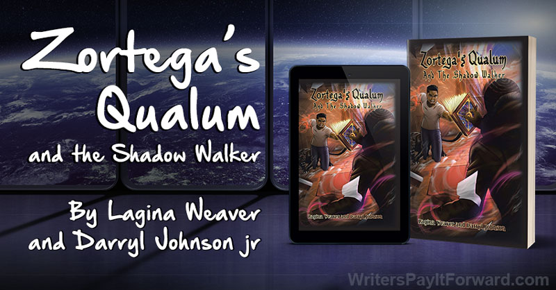 Zortega's Qualum and the Shadow Walker - Magical New World