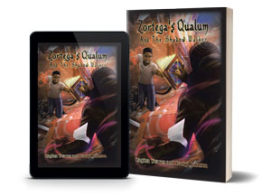 Zortega's Qualum and the Shadow Walker - Secret Long Kept Prophecy Series