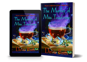 The Murder of Miss Toadvine: A Dark Paranormal Cozy Mystery Novel - Autistic Man Suspected Of Murder