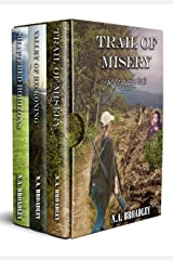 Complete Apocalypse Trail series by N.A. Broadley