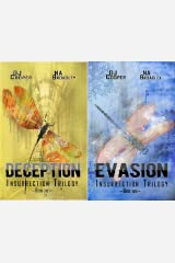 Insurrection Trilogy (2 Book Series) by N.A. Broadley